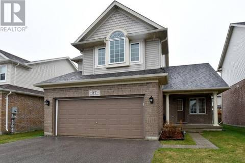 House for sale at 87 Connor Ave Collingwood Ontario - MLS: 187969