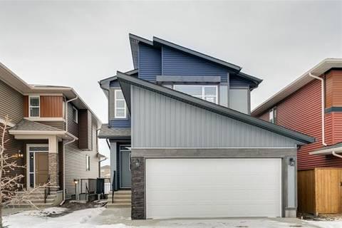 House for sale at 87 Cornerstone Circ Northeast Calgary Alberta - MLS: C4283024
