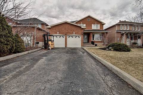 House for sale at 87 Dante Ct Vaughan Ontario - MLS: N4465527