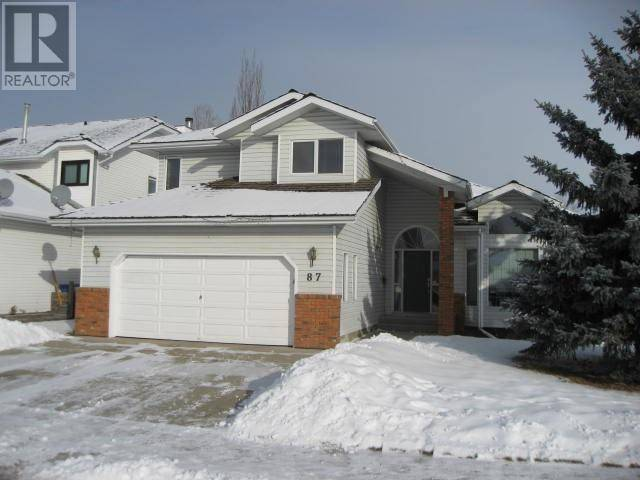 House for sale at 87 Denison Cres Red Deer Alberta - MLS: ca0189087