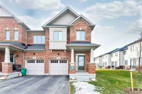 Townhouse for sale at 87 Doris Pawley Cres Caledon Ontario - MLS: W4653381