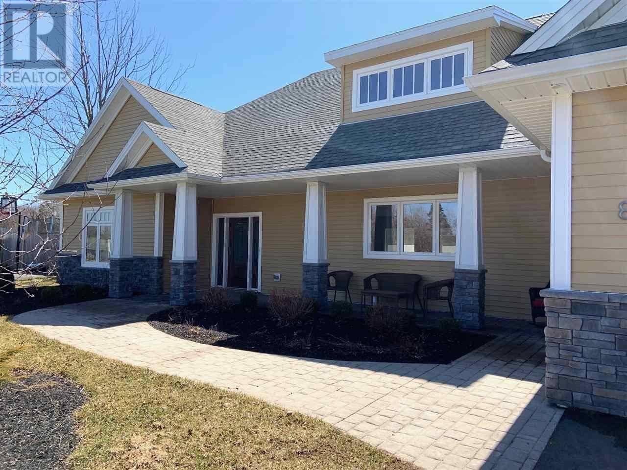 House for sale at 87 Dorset Dr Bible Hill Nova Scotia - MLS: 202006113