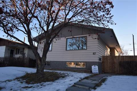 House for sale at 87 Dovercliffe Wy Southeast Calgary Alberta - MLS: C4278519