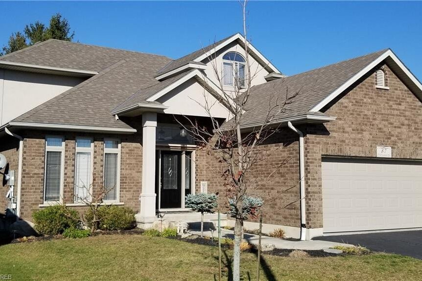 House for sale at 87 Driftwood Dr Simcoe Ontario - MLS: 40043100