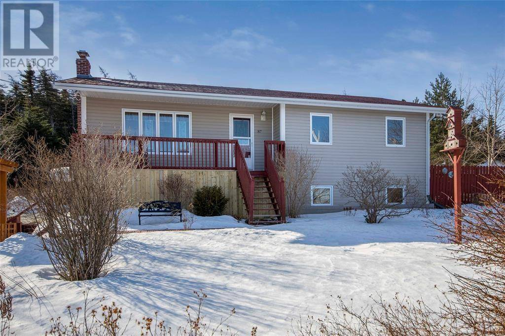 House for sale at 87 Dunns Ln Witless Bay Newfoundland - MLS: 1211466