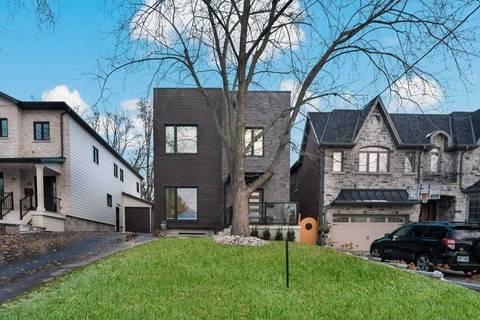 House for sale at 87 Eastville Ave Toronto Ontario - MLS: E4481946