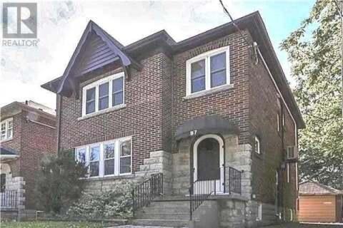House for rent at 87 Elwood Blvd Toronto Ontario - MLS: C4865968