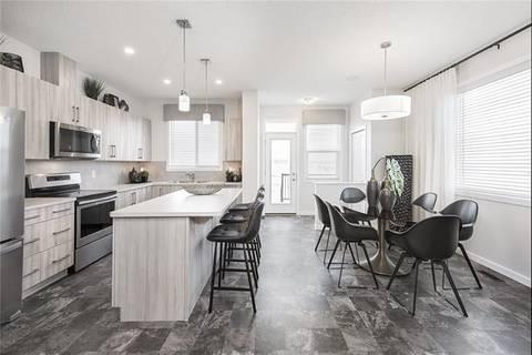 Townhouse for sale at 87 Evanston Hill(s) Northwest Calgary Alberta - MLS: C4226621