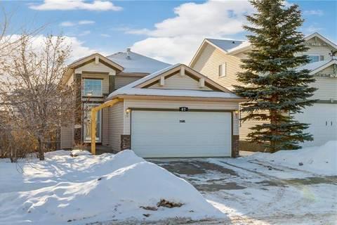 House for sale at 87 Everstone Blvd Southwest Calgary Alberta - MLS: C4280819