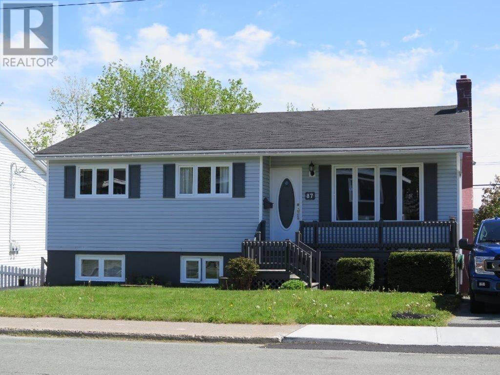 House for sale at 87 Ferryland St West St. John's Newfoundland - MLS: 1209680