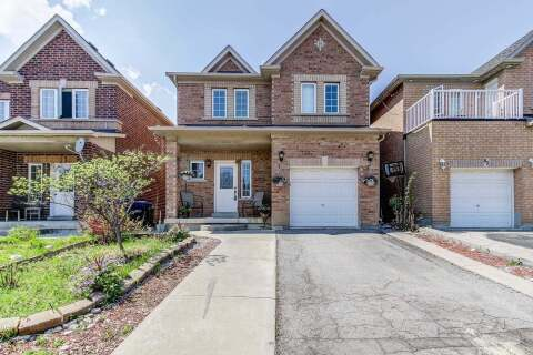 House for sale at 87 Footbridge Cres Brampton Ontario - MLS: W4768527