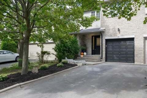 Townhouse for sale at 87 Foxborough Dr Hamilton Ontario - MLS: X4920080
