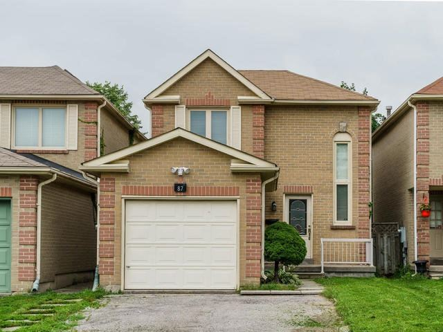 Sold: 87 Gailcrest Circle, Vaughan, ON