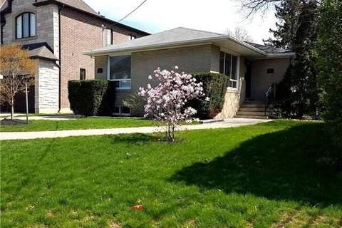 House for sale at 87 Goulding Ave Toronto Ontario - MLS: C4564635