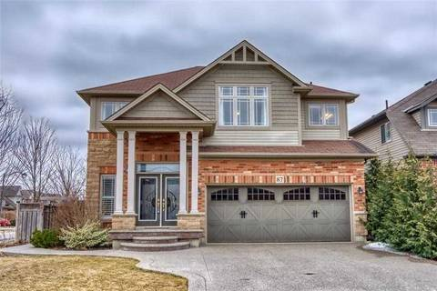 House for sale at 87 Great Oak Tr Hamilton Ontario - MLS: X4397902