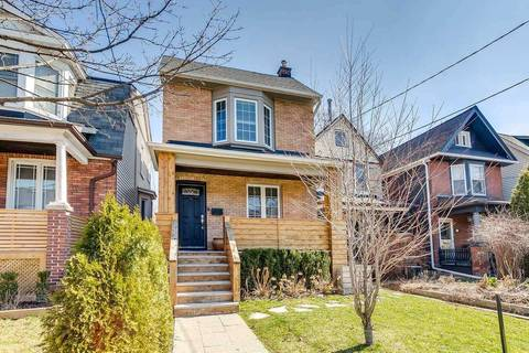 House for sale at 87 Greensides Ave Toronto Ontario - MLS: C4733765