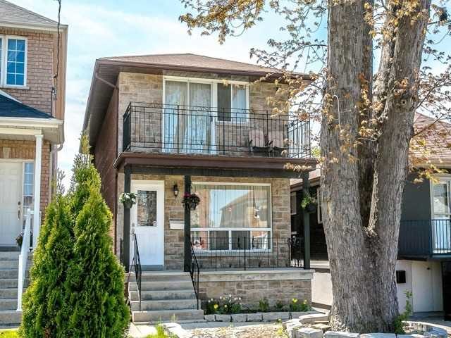 For Sale: 87 Hay Avenue, Toronto, ON | 3 Bed, 3 Bath House for $849,900. See 20 photos!