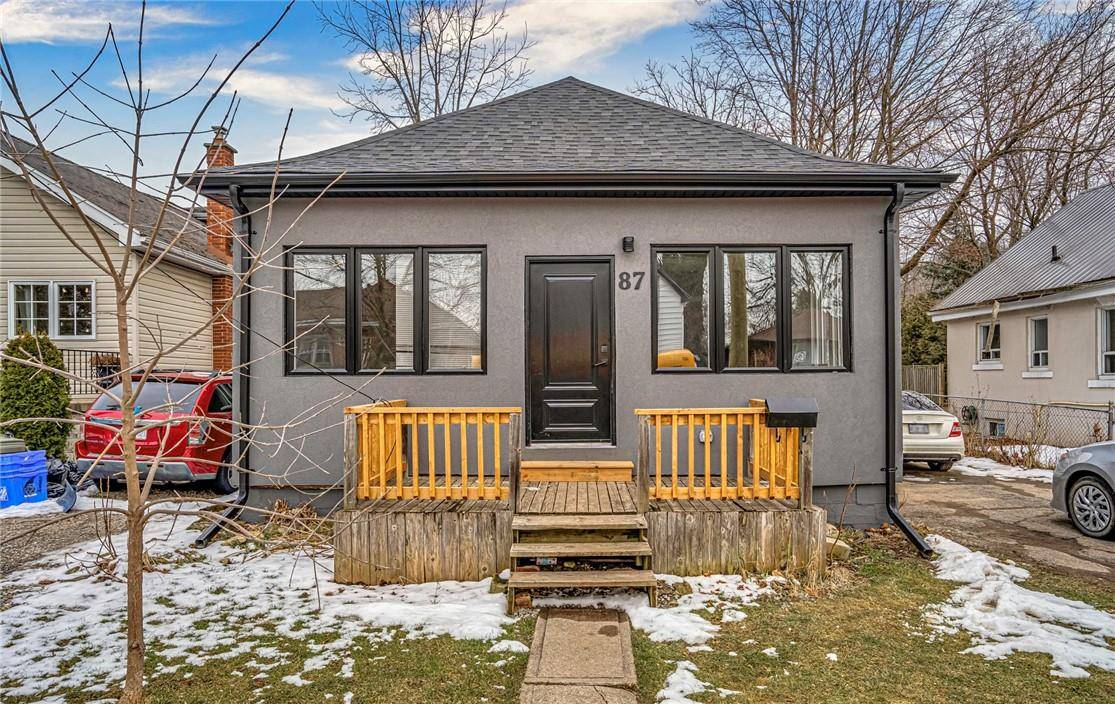 House for sale at 87 Hillview St Hamilton Ontario - MLS: H4072393