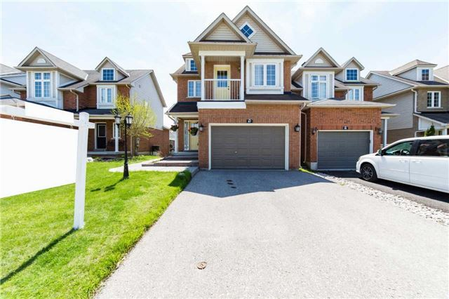For Sale: 87 Hutton Place, Clarington, ON   3 Bed, 4 Bath House for $589,900. See 20 photos!