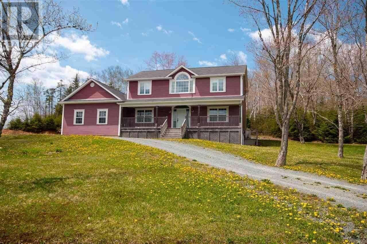 House for sale at 87 International Dr Mount Uniacke Nova Scotia - MLS: 202008449