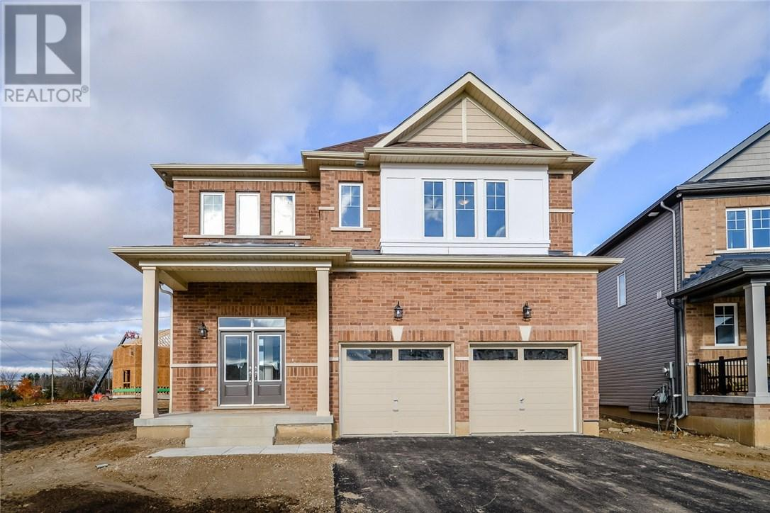 For Sale: 87 Kay Crescent, Fergus, ON | 4 Bed, 4 Bath House for $749,900. See 40 photos!