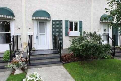 Townhouse for sale at 87 Killarney Wy Regina Saskatchewan - MLS: SK813720