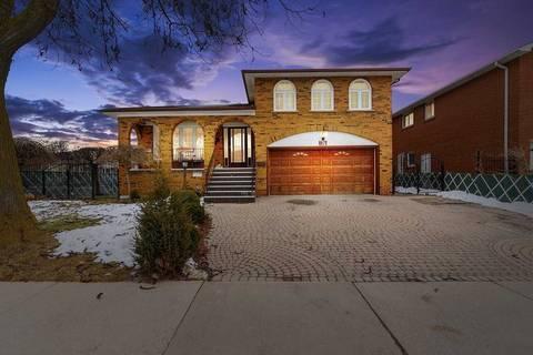 House for sale at 87 Linkdale Rd Brampton Ontario - MLS: W4680295