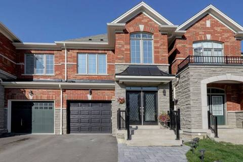 Townhouse for sale at 87 Little Britain Cres Brampton Ontario - MLS: W4567505