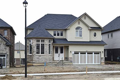 House for sale at 87 Lorne Card Dr Brant Ontario - MLS: X4432195