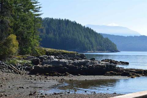 Home for sale at 0 West Bay Rd Unit 87 Gambier Island British Columbia - MLS: R2314082