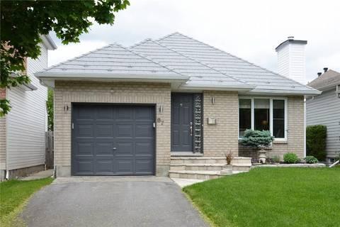 House for sale at 87 Malhotra Ct Ottawa Ontario - MLS: 1155030