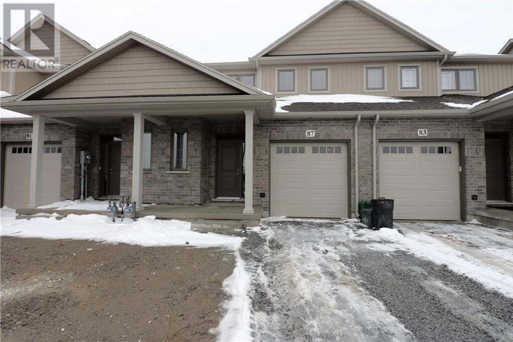 Townhouse for rent at 87 Manhattan Cres St. Catharines Ontario - MLS: 30810780
