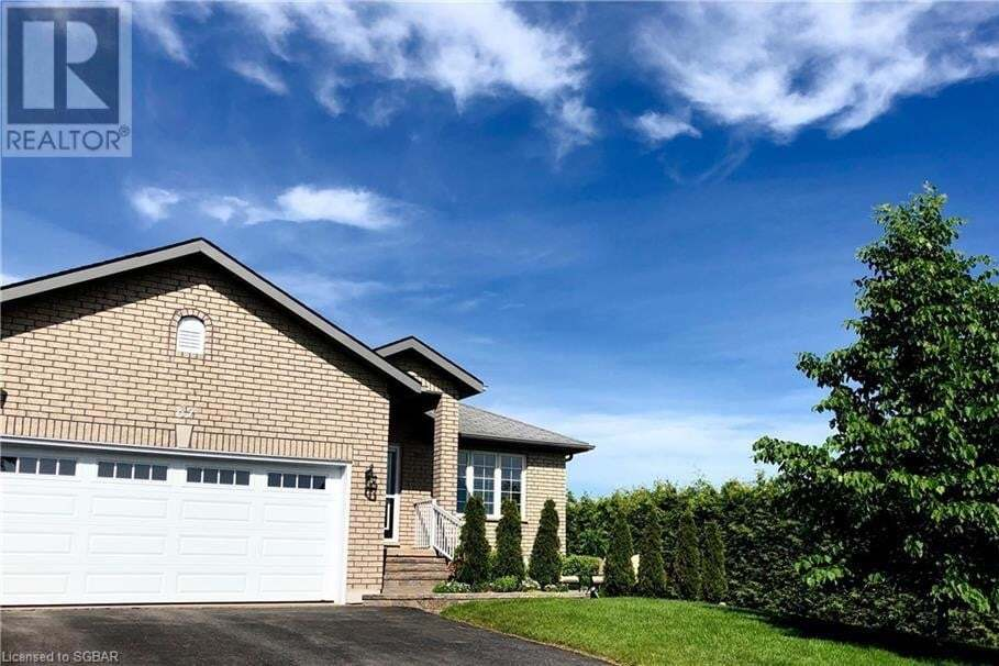 House for sale at 87 Maria St Penetanguishene Ontario - MLS: 262409
