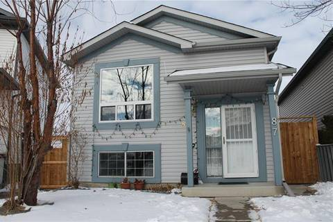 House for sale at 87 Martin Crossing Cs Northeast Calgary Alberta - MLS: C4285662