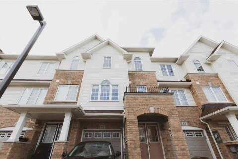 Townhouse for rent at 87 Mayland Tr Hamilton Ontario - MLS: X4781898
