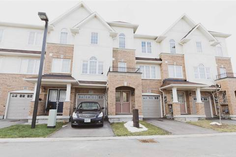 Townhouse for rent at 87 Mayland Tr Hamilton Ontario - MLS: X4681242