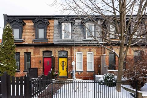 Townhouse for sale at 87 Mcgee St Toronto Ontario - MLS: E4647685