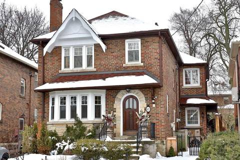House for sale at 87 Mcrae Dr Toronto Ontario - MLS: C4695155