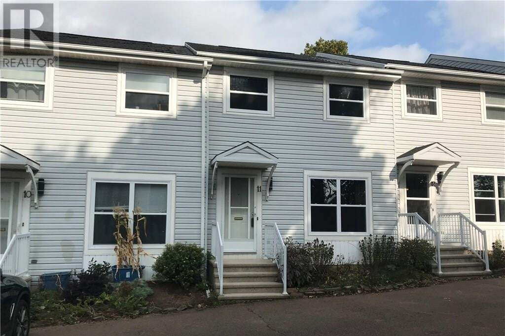 Townhouse for sale at 87 Mill Rd Moncton New Brunswick - MLS: M128642