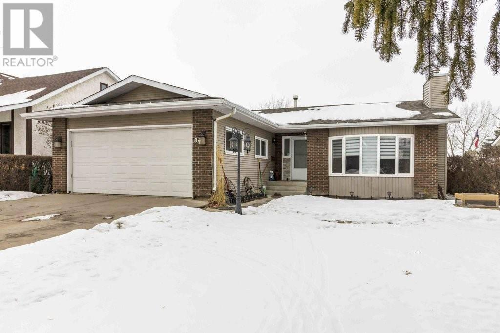 House for sale at 87 Nordegg Cres Red Deer Alberta - MLS: ca0188048