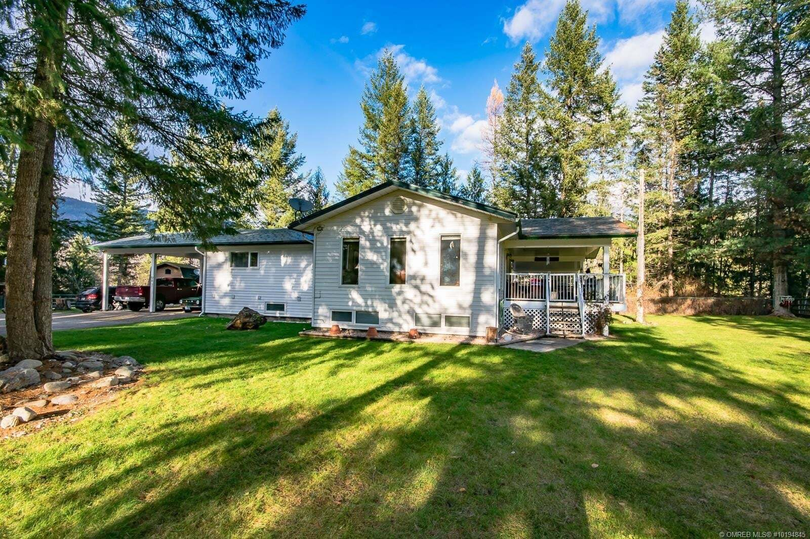 House for sale at 87 North Fork Rd Cherryville British Columbia - MLS: 10194845