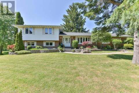 House for sale at 87 North Town Line Ingersoll Ontario - MLS: 267259