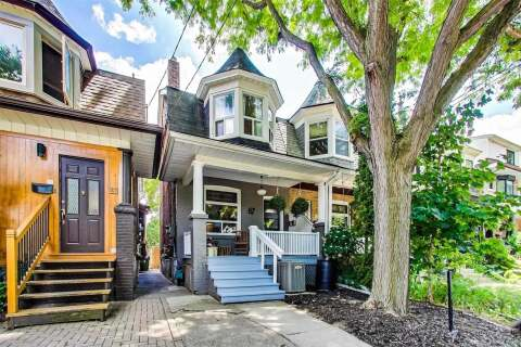 Townhouse for sale at 87 Olive Ave Toronto Ontario - MLS: C4821513
