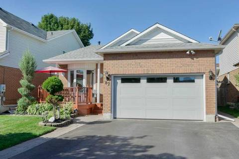 House for sale at 87 O'shaughnessy Cres Barrie Ontario - MLS: S4570103