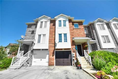 Townhouse for sale at 87 Ozner Ct Brampton Ontario - MLS: W4518156