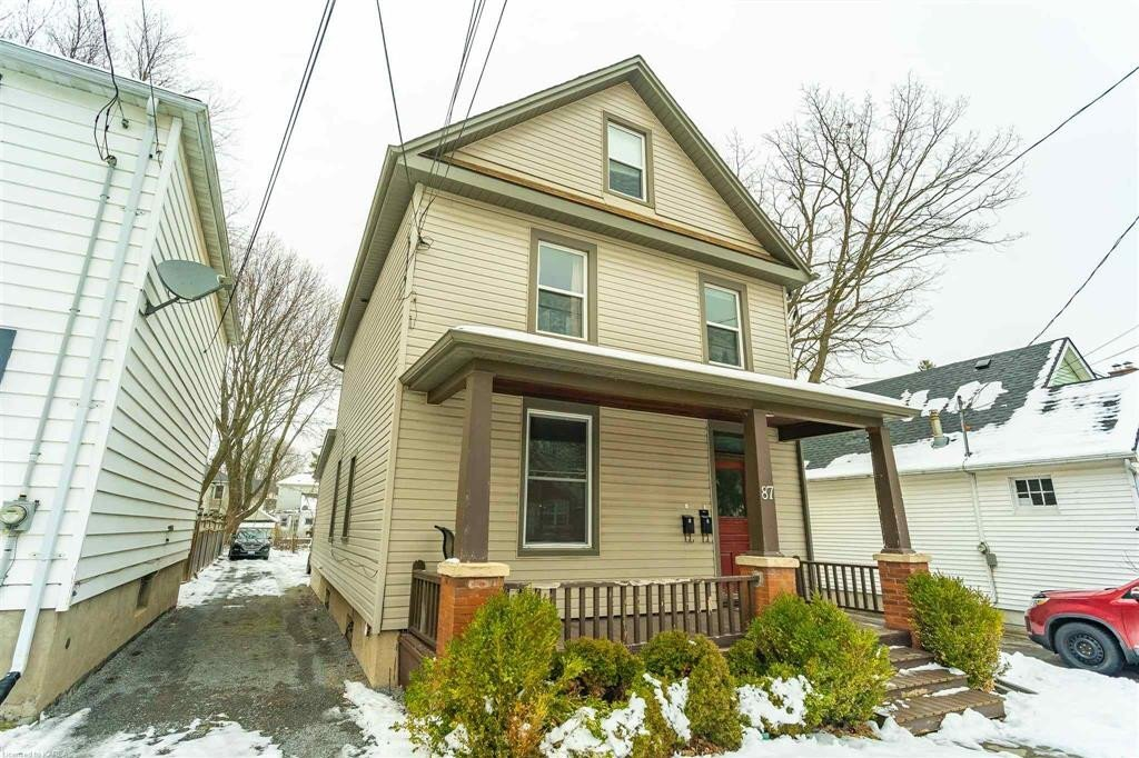 House for sale at 87 Pembroke St Kingston Ontario - MLS: K21000146