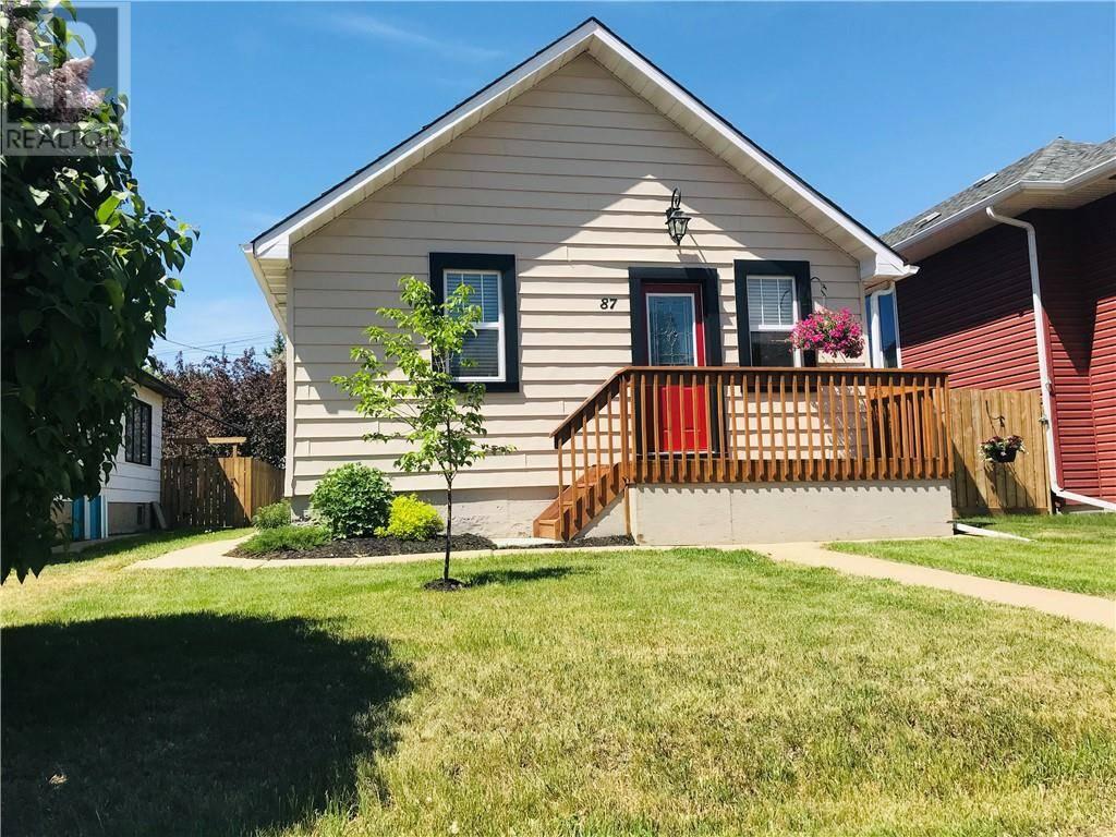 House for sale at 87 Poplar St Drumheller Alberta - MLS: sc0168602