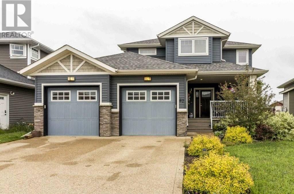House for sale at 87 Regatta Wy Sylvan Lake Alberta - MLS: ca0177534