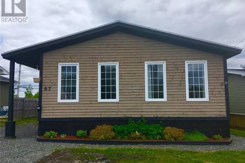 House for sale at 87 Rickenbacker Rd Gander Newfoundland - MLS: 1198739