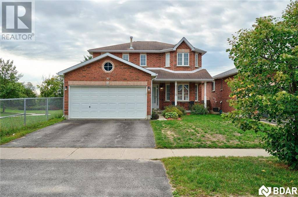 House for sale at 87 Ruffet Dr Barrie Ontario - MLS: 30765093
